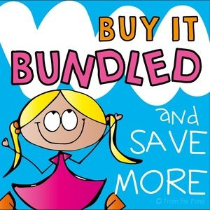 Other - DON'T FORGET TO BUNDLE AND SAVE!